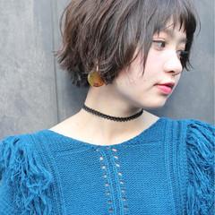 ルーズ 大人かわいい ナチュラル ストリート ヘアスタイルや髪型の写真・画像
