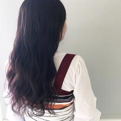 ロング 大人かわいい ヘアアレンジ ナチュラル ヘアスタイルや髪型の写真・画像