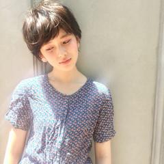アンニュイ デート リラックス 女子会 ヘアスタイルや髪型の写真・画像