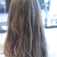 ストリート ヌーディベージュ グレージュ 外国人風カラー ヘアスタイルや髪型の写真・画像