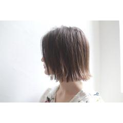ショート 外国人風カラー 秋 ヘアアレンジ ヘアスタイルや髪型の写真・画像