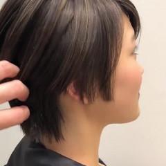 簡単ヘアアレンジ オフィス ナチュラル デート ヘアスタイルや髪型の写真・画像