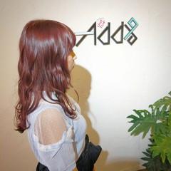 ロング ブリーチオンカラー 韓国風ヘアー 韓国ヘア ヘアスタイルや髪型の写真・画像