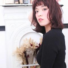 ピュア 外国人風 色気 フェミニン ヘアスタイルや髪型の写真・画像