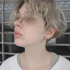 外国人風 アンニュイ 秋 パーマ ヘアスタイルや髪型の写真・画像