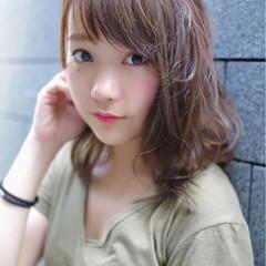 ヘアアレンジ ピュア フェミニン 大人かわいい ヘアスタイルや髪型の写真・画像
