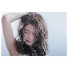 大人かわいい ロング 外国人風 ガーリー ヘアスタイルや髪型の写真・画像