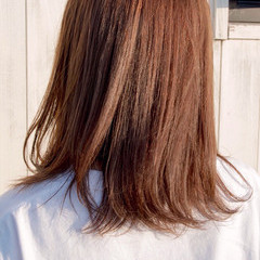 ブラウンベージュ ベージュ ヌーディベージュ シナモンベージュ ヘアスタイルや髪型の写真・画像