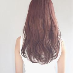 カール ガーリー ロング ゆるふわ ヘアスタイルや髪型の写真・画像