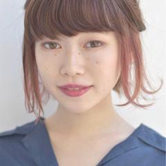夏 色気 ヘアアレンジ フェミニン ヘアスタイルや髪型の写真・画像