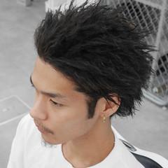 スキンフェード ストリート メンズショート フェードカット ヘアスタイルや髪型の写真・画像
