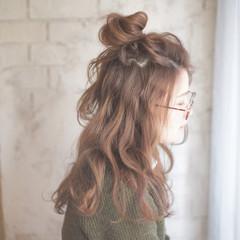 ゆるふわ 簡単 ショート パーマ ヘアスタイルや髪型の写真・画像