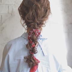 ストリート 夏 ショート ヘアアレンジ ヘアスタイルや髪型の写真・画像