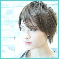 外国人風 色気 ストリート アッシュ ヘアスタイルや髪型の写真・画像