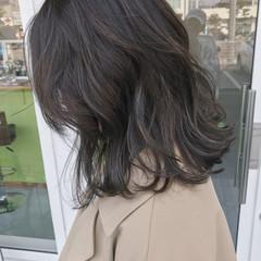 ヘアアレンジ リラックス ボブ 秋 ヘアスタイルや髪型の写真・画像
