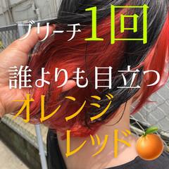 ショートヘア ミニボブ ボブ ナチュラル ヘアスタイルや髪型の写真・画像