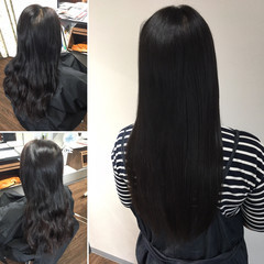 髪質改善カラー 髪質改善 ナチュラル 髪質改善トリートメント ヘアスタイルや髪型の写真・画像
