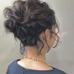 成人式 ナチュラル 卒業式 ヘアアレンジ ヘアスタイルや髪型の写真・画像