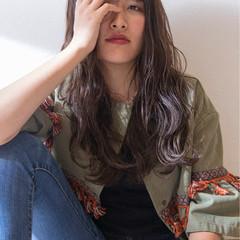 透明感 秋 エレガント 簡単ヘアアレンジ ヘアスタイルや髪型の写真・画像