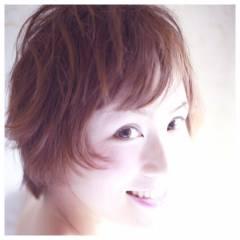 トレンド フェミニン レッド 愛され ヘアスタイルや髪型の写真・画像