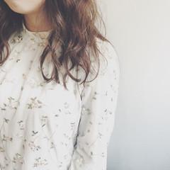 外国人風 大人かわいい ニュアンス デート ヘアスタイルや髪型の写真・画像