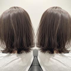 くびれボブ モテ髪 似合わせカット 大人かわいい ヘアスタイルや髪型の写真・画像