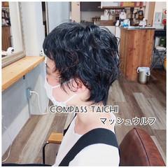 ウルフカット ナチュラル ショートヘア ベリーショート ヘアスタイルや髪型の写真・画像