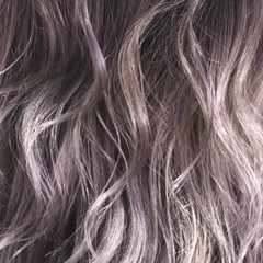 ガーリー 外国人風カラー ハイライト ダブルカラー ヘアスタイルや髪型の写真・画像