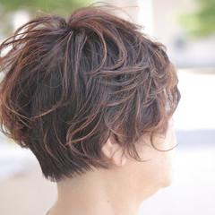 外国人風カラー ハイライト アンニュイ エアリー ヘアスタイルや髪型の写真・画像