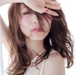 フェミニン 外国人風 ゆるふわ 大人女子 ヘアスタイルや髪型の写真・画像