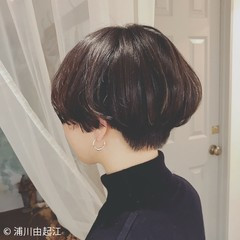 大人かわいい 黒髪 モード デート ヘアスタイルや髪型の写真・画像