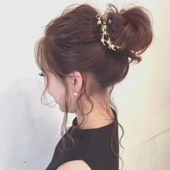 ゆるふわ アッシュ 暗髪 夏 ヘアスタイルや髪型の写真・画像