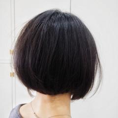 黒髪 色気 ニュアンス ナチュラル ヘアスタイルや髪型の写真・画像