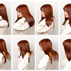 ツヤ髪 ナチュラル 髪質改善 髪質改善トリートメント ヘアスタイルや髪型の写真・画像