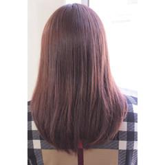 ミディアム デート 大人女子 フリンジバング ヘアスタイルや髪型の写真・画像