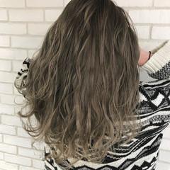 イルミナカラー アッシュ コンサバ 春 ヘアスタイルや髪型の写真・画像