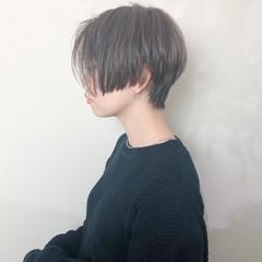 ショート ストリート ジェンダーレス ヘアスタイルや髪型の写真・画像