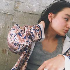 大人女子 ナチュラル ニュアンス ヘアアレンジ ヘアスタイルや髪型の写真・画像