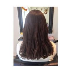 波ウェーブ ナチュラル アッシュ イルミナカラー ヘアスタイルや髪型の写真・画像