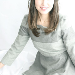 ゆるふわ コンサバ 大人かわいい ハイライト ヘアスタイルや髪型の写真・画像