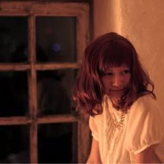 パーマ ナチュラル ゆるふわ フェミニン ヘアスタイルや髪型の写真・画像