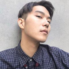 メンズスタイル ショート メンズカラー ストリート ヘアスタイルや髪型の写真・画像