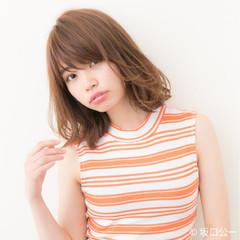 色気 似合わせ パーマ ナチュラル ヘアスタイルや髪型の写真・画像