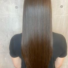 髪質改善 ショートボブ ナチュラル 髪質改善トリートメント ヘアスタイルや髪型の写真・画像