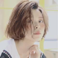 ストリート 小顔 似合わせ 大人かわいい ヘアスタイルや髪型の写真・画像