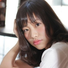 ミディアム 外国人風 大人かわいい ガーリー ヘアスタイルや髪型の写真・画像