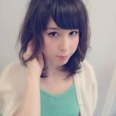 モテ髪 フェミニン ショート ボブ ヘアスタイルや髪型の写真・画像