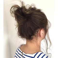 色気 涼しげ デート 夏 ヘアスタイルや髪型の写真・画像