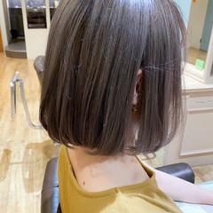 モード ワンレン ワンレングス ワンレンベース ヘアスタイルや髪型の写真・画像