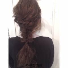 ナチュラル ロング モテ髪 卵型 ヘアスタイルや髪型の写真・画像